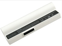 ASUS eee pc 4g - 6 cells laptop battery replacement for Eee PC G Surf G G G Surf EEEPC46 OA001B1100 White