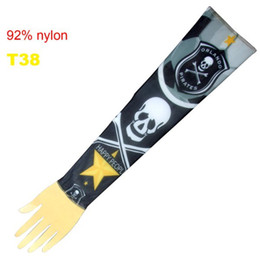 Wholesale 10x Fancy Arm Tattoo Sleeves Tattoo Ideas Popular Tattoo Sleeves Fake Colorful T38