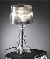 Wholesale production of Kartell Bourgie table lamp ghost Shadow table lamp modern li
