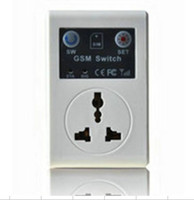 Wholesale GSM Phone PDA Remote Socket Control Power Switch