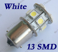 Wholesale 15pcs G85 SMD LED White BA15S Bulbs Turn Signal Cornor Tail Light
