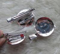 Spacers alligator hair - 45mm Metal Brooch Hair Alligator Clip Pin u pick