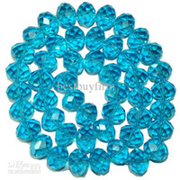 Wholesale 14 mm Faceted Roundlle Austria Crystal Bead Charms Loose Beads Supplies A1014