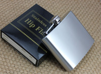 Stainless Steel alcohol minis - Stainless steel oz alcohol flask Personalized logo is avaliable