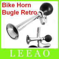 Wholesale Best Price Bicycle Bike Retro Metal Air Horn Bugle Rubber Bulb