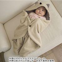 Wholesale Baby Stroller Swaddling Blanket in Baby Sleeping bag sack Newborn Infant baby Swaddle kids