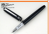 Wholesale Pure black pen to write fine financial degree mm