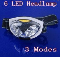 Wholesale New Ultra Bright LED Head Lamp Light Torch Headlamp Headlight Modes