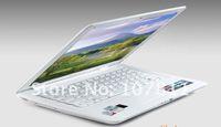 Wholesale 13 Inch Super WHITE ULTRA SLIM laptop PC GB amp GB WIFI Webcam