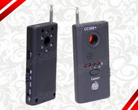 Wholesale CC308 Full frequency Multi Detector Wireline Wireless Camera BUG Detector Laser Lens Devices Finder
