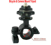 Wholesale New Bicycle Bike Handlebar Mount Tripod for Camera Digital Video DV Multi Funtion