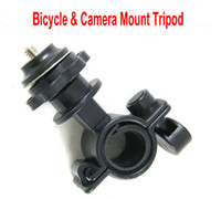 Wholesale New Bicycle Bike Handlebar Mount Tripod for Camera Digital Video DV