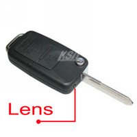 Wholesale Hidden camera Spy Car key Camera Surveillance Keychain x480 Video photo Motion Detection