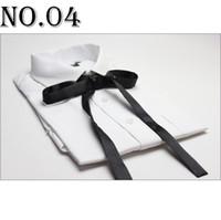 Wholesale ascot cravat tie knots bow tie necktie men s ties self tie women s bowties bow ties neck ties