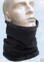 Descuento bufanda para el frío Multifuncional bufanda cuello de calentador Snood bufanda sombrero Cold Weather polar polar oído calentador Unisex Ski Wear 12 Color