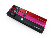 Wholesale A4 Color Handheld Scanner Mini Cordless Portable Handycam LZ Lightweight Good Quality