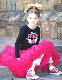 Wholesale Layers Baby Tutus Skirt Tutu Dress Princess Skirt Cake Evening Party style Colors Skirt