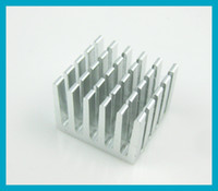 Wholesale 21 mm LWH Aluminum Heat Sink IC Radiator