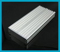 free shipping Aluminum Project Box Case - 14*43*97. 5 mm(H*W*...