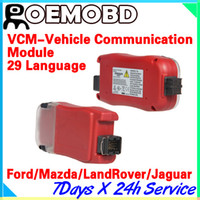 Wholesale New Rotunda IDS VCM V77 JLR V128 Scanner for Ford Mazda Jaguar and Land Rover VCM IDS OBD Interface
