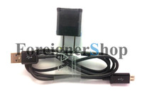 Wholesale 500 Units Full A For Samsung Galaxy S2 S3 Note Home Wall Charger Adapter ETA0U80JBE Micro Usb Data Cable