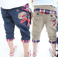 Wholesale Boys Pants boys board shorts pants Children s Kid s Casual Pants boys clothes boys wear