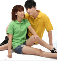 Wholesale Recommend brand Women T shirts PO Men s Shirt for golf Sport design mix order