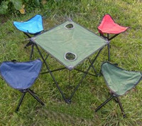 Wholesale beach chair and table folding beach chair camping beach chair table chairs fishing chair STY9