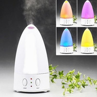 Wholesale High Quality Colorful Night Lamp Aroma Diffuser Air purifiers Negative Loniser Humidifier