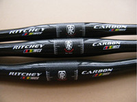 Wholesale Ritchey wcs full carbon fibre bicycle flat bar bike handlebar part mm