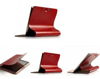 Wholesale High Class Elegant Italian Calfskin Leather Bags For iPad ipad Ipad