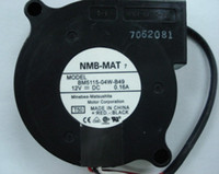 Wholesale NMB BM5115 W B49 V A dc Blower Fan Server Fan Cooling Fan