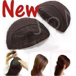 Wholesale New Japan Design Diy Hair Bump It Up Soft Velcro Volume Hair Base Hair Tool