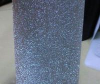 Wholesale Particle Diamond Car Stikers D Carbon Fiber Vinyl Sticker Car Body Decoration Wrap