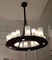 altar bar - LED Candle Chandelier Kevin Reilly Altar Light Modern Glass Pendant Lamp Kevin Reilly Design Living Room Bar Hotel Office Light