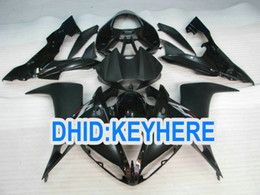All black aftermarket fairings kit for YAMAHA 2004 2005 2006 YZF-R1YZF R1 2004-2006 YZFR1 04 05 06