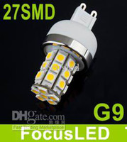 Wholesale 360 Beam Angle G9 Warm White Led Bulbs Leds SMD W LM Led Lamp V