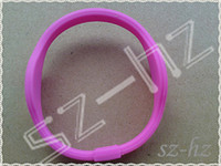 Wholesale 100 DHL Power Silicone energy band bracelet wristband GENUINE hologram bands bracelets xmf
