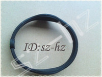 Wholesale 100 Power wristbands with E and size inside GENUINE hologram bands bracelets band bracelet zx