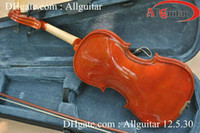 Wholesale Student Violin manual Art flame violin