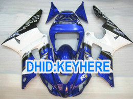 YNL85 Full set ABS Plastic fairing kit for YAMAHA YZF-R1 98 99 YZF R1 1998 1999 YZFR1 98-99 fairings