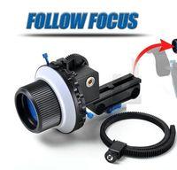 Wholesale Pro Version II Quick Release Follow Focus FF Matching Gear Belt ADJUSTABLE FOCUS INDICATOR