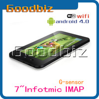 Wholesale hottest selling InfoTM IMAPx210 ARM11 GHz Android MB G