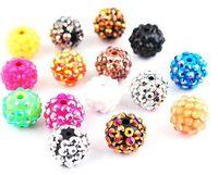 Wholesale metal beads acrylic ball beads basketball wives