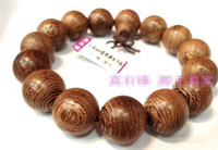 chicken wings - Chicken Wing Wood Tibetan Buddhist mm Prayer Beads Bracelet Wrist Mala