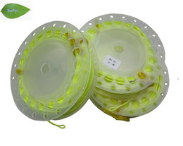 Free shipping fly fishing line FL9-7F, the length is 30.5m