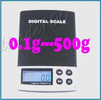 Wholesale Scales Weighing Mini Digital Pocket bit LCD Display Gold Jewellery g g Free DHL