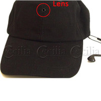 Wholesale hidden cam recorder Spy Cap Hat Camera DVR Camcorder Mini Bluetooth MP3 Function Remote Control