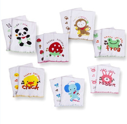 Wholesale Embroidery around the belly baby apron baby care umbilical cord thick belly protection