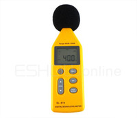 Wholesale Digital LCD Sound Noise Level Meter Decibel Pressure Tseter dB Y1042Y